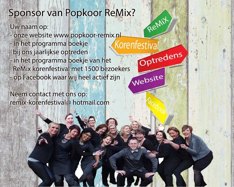 ReMix sponsor